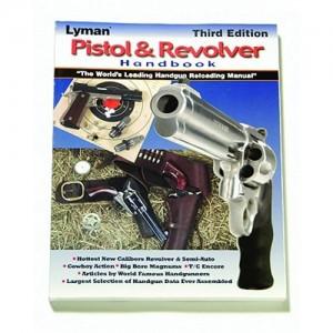 Lyman Pistol/Revolver Handbook 3rd Edition 9816500