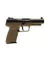 "FN Herstal Five-Seven 5.7x28mm 20+1 4.8"" Pistol in Flat Dark Earth (Adjustable Sights) - 3868929350"