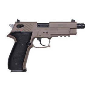 """American Tactical Imports Firefly .22 Long Rifle 10+1 4"""" Pistol in Tan Zinc Alloy - GERG2210TFFT"""