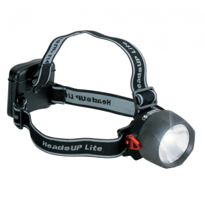 Pelican HeadsUp Head Lamp in Black - 2600-030-110