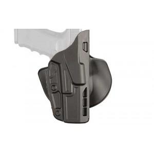 """Safariland 7TS ALS Concealment Right-Hand Multi Holster for Glock 26, 27 in Black Safari Seven (3.5"""") - 7378-183-411"""