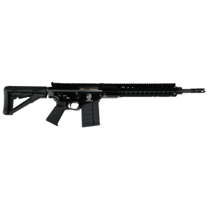 "DRD Tactical LLC G3/HK91 .308 Winchester/7.62 NATO 20-Round 16"" Semi-Automatic Rifle in Black - G76216BLK"