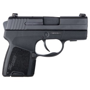 """Sig Sauer P290RS 9mm 8+1 2.9"""" Pistol in Black - 290RS9BSS"""