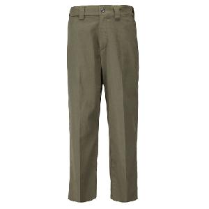 5.11 Tactical PDU Class A Men's Uniform Pants in Sheriff Green - 36 x Unhemmed