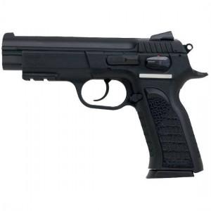 """EAA Witness 9mm 18+1 4.5"""" Pistol in Blued (Full) - 999104"""