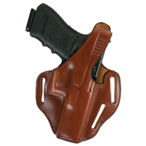 Bianchi 24104 77 Piranha Glock 19/23 Leather Tan - 24104