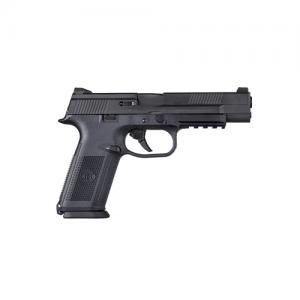 """FN Herstal FNS-9 Long Slide 9mm 17+1 5"""" Pistol in Black (No Manual Safety) - 66718"""