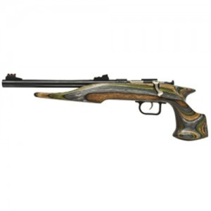 "Crickett Hunter .22 Long Rifle 1+1 10.5"" Pistol in Blued - 40005"