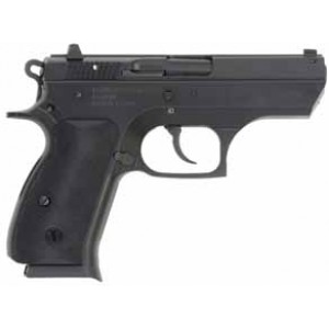 "TriStar T-100 9mm 15+1 3.7"" Pistol in Carbon Steel - 85109"