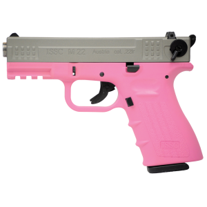 "ISSC/LSI M22SD .22 Long Rifle 10+1 4.4"" Pistol in Pink - 111024"