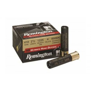"Remington Ultimate Home Defense .410 Gauge (2.5"") 000 Buck Shot Lead (15-Rounds) - 20697"