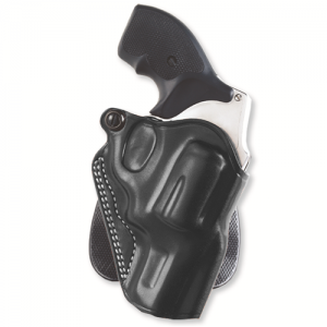 Galco International Speed Right-Hand Paddle Holster for FN Herstal Five-Seven USG in Black - SPD458B