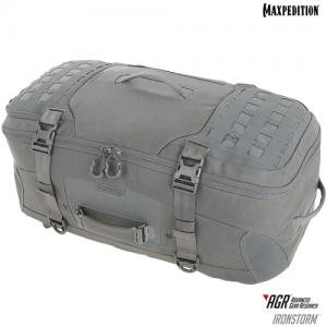 Maxpedition - IRONSTORM™ Adventure Travel Bag Color: Gray