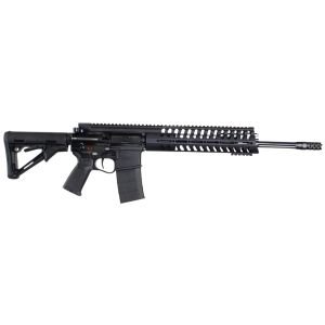 "Patriot Ordnance Factory P415 .223 Remington/5.56 NATO 30-Round 16.5"" Semi-Automatic Rifle in Black - 404"