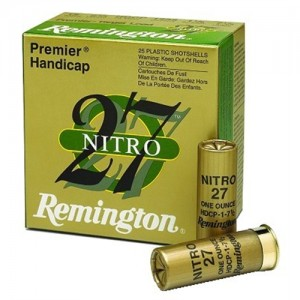 """Remington Premier Shot-to-Shot Target Load .12 Gauge (2.75"""") 8 Shot Lead (25-Rounds) - STS12NH8"""