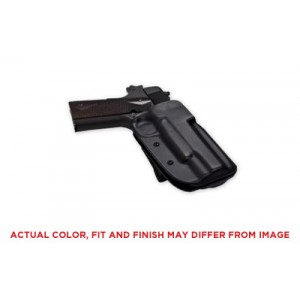 """Blade Tech Industries Outside The Waistband Holster, Fits Sig 1911 With Rail With 5"""" Barrel, Right Hand, Black, With Adjustable Sting Ray Loop Holx000823549242 - HOLX000823549242"""