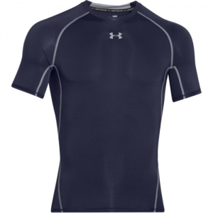 Under Armour HeatGear Men's Undershirt in Midnight Navy - Medium