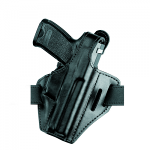 Safariland Model 328 Right-Hand Belt Holster for Sig Sauer P226 in Plain Black - 328-77-61