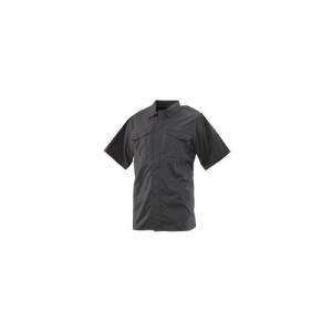 Tru Spec 24-7 Men's Uniform Shirt in Black - 2X-Large