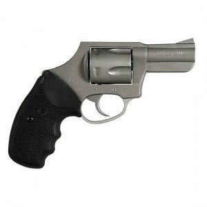"""Charter Arms Bulldog .44 Special 5-Shot 2.5"""" Revolver in Stainless - 74421"""