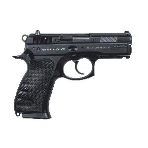 """CZ P-01 9mm 14+1 3.86"""" Pistol in Black - 91199"""