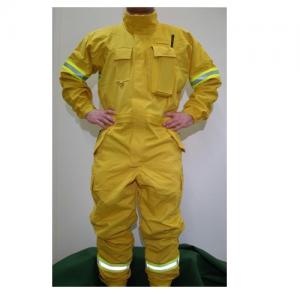 PGI (King Cobra) Jumpsuit in Highlighter Yellow - X-Large