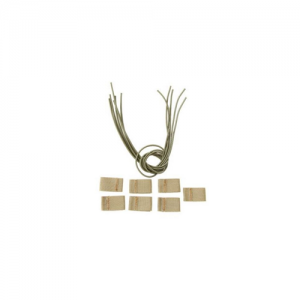 Bungee Replacement Kit Color: Khaki / Olive Drab