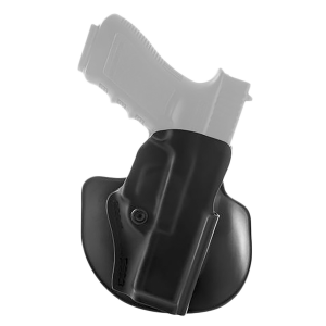 """Safariland Model 5198 Right-Hand Paddle Holster for Springfield XD-S in Black (3"""") - 519845411"""