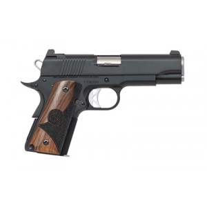 "Dan Wesson Vigil CCO 9mm 8+1 4.25"" 1911 in Black - 01837"