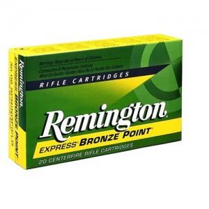Remington .30 Remington AR Core-Lokt Pointed Soft Point, 125 Grain (20 Rounds) - R30RAR1