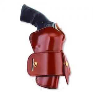 """Galco International Wheelgunner Right-Hand Belt Holster for Taurus Judge in Tan (3"""") - WG196"""