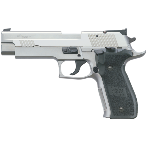 "Sig Sauer P226 X-Five Full Size Allround .40 S&W 14+1 5"" Pistol in Stainless (Adjustable Target Rear Sights) - 226X540AR"