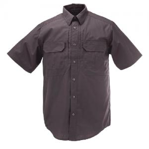 5.11 Tactical Pro Men's Uniform Shirt in Charcoal - X-Large