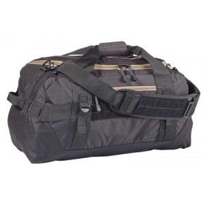 5.11 Tactical X-RAY NBT Duffle Weatherproof Duffel Bag in Black - 56185
