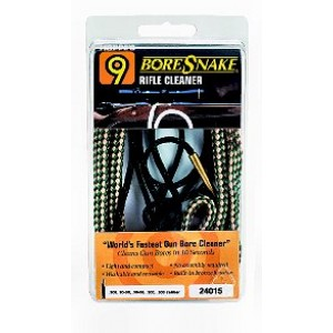 Hoppes 22/223 Quick Cleaning Boresnake with Brass Weight 24011