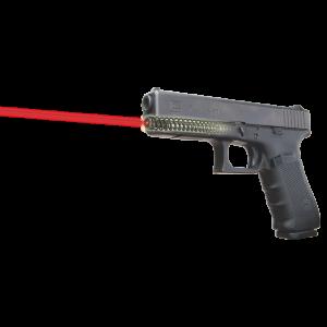 "Lasermax LMSG417 Guide Rod Glock 17 Gen4 .75""@25yd 3-393 Bttry Red Laser"
