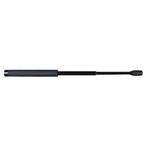 Expandable AutoLock Batons Grip: Super Grip Length: 22  Finish: Black Chrome Tip Style: Power Safety Tip