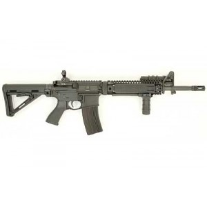 "Bravo Company E.a.g. Tactical .223 Remington/5.56 NATO 30-Round 16"" Semi-Automatic Rifle in Black - 741-EAG-BK"