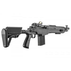 """Springfield M1A SOCOM .308 Winchester/7.62 NATO 10-Round 16.25"""" Semi-Automatic Rifle in Black - AA9611PK"""