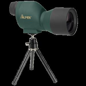 """Alpen Outdoor Model 700 7.5"""" 20x50mm Spotting Scope in Green - 711"""