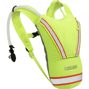 Hi-Viz Hydration Pack Color: Lime Green