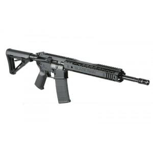 """Black Rain Ordinance SPEC15 .223 Remington/5.56 NATO 30-Round 16"""" Semi-Automatic Rifle in Black - BRO-SPEC15"""