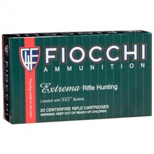 Fiocchi Ammunition Exacta Match Rifle .308 Winchester/7.62 NATO Sierra MatchKing BTHP, 168 Grain (20 Rounds) - 308MKB