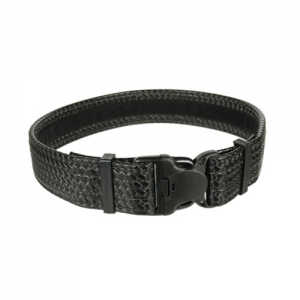 Blackhawk Reinforced Duty Belt w/Loop in Black Leather