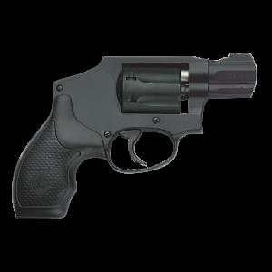 "Smith & Wesson 351 .22 Winchester Magnum 7-Shot 1.87"" Revolver in Black (Classic) - 103351"