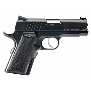 """Para Ordnance LDA Officer.45 ACP 7+1 3.5"""" Pistol in Black - 96650"""