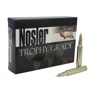 Nosler Bullets Custom Trophy Grade .280 Remington AccuBond, 140 Grain (20 Rounds) - 48545