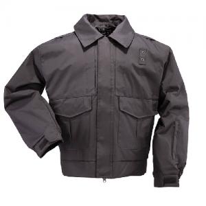 5.11 Tactical 4-in-1 Patrol Men's Full Zip Jacket in Black - Small
