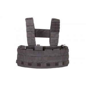 5.11 Tactical Tactec Chest Rig holds 6 Magazines Black 56061