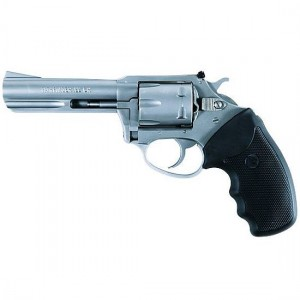 """Charter Arms Target Pathfinder .22 Long Rifle 6-Shot 4"""" Revolver in Stainless - 72240"""